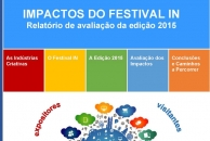 Presentation of the evaluation report of Festival IN 2015